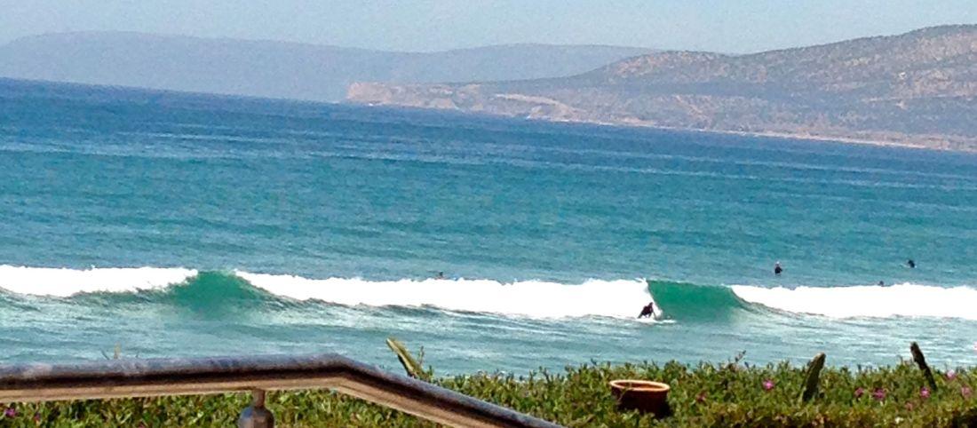 Серфинг в Марокко, май 2013
